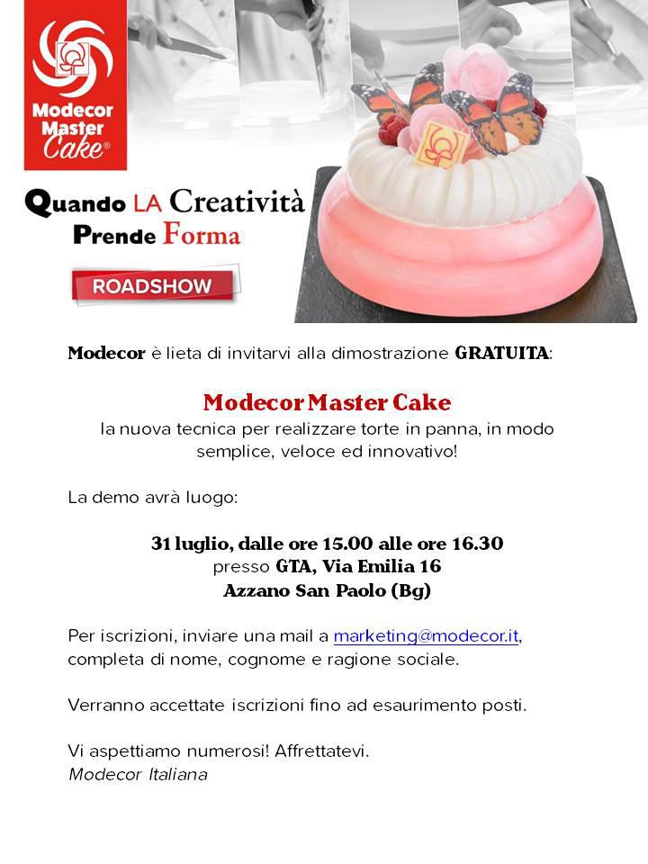 Locandina Invito MMC Bergamo