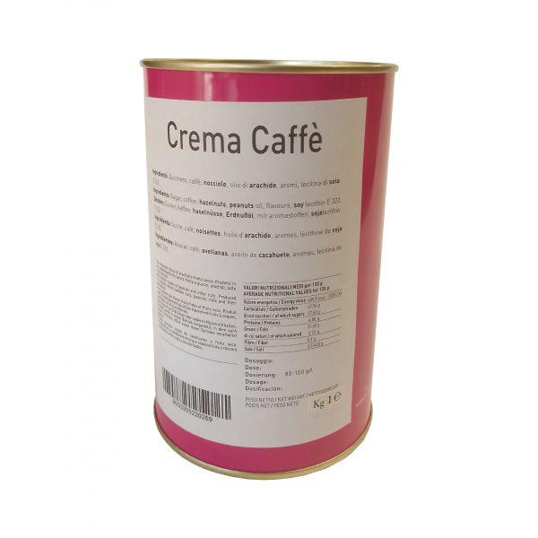PASTA CREMA CAFFE' KG.1