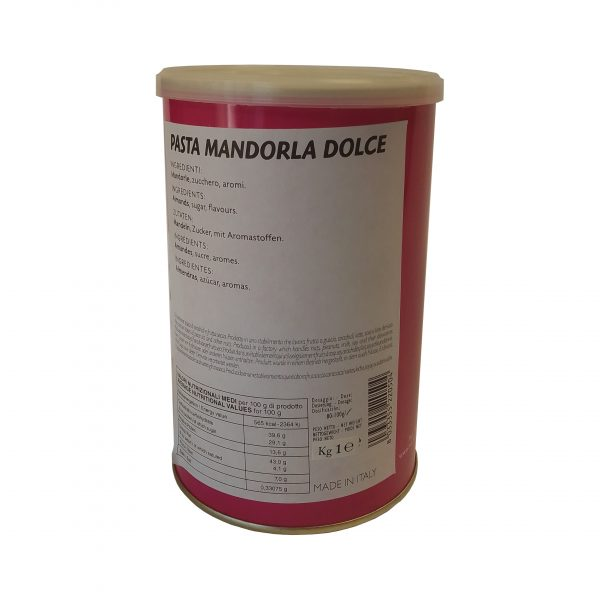 PASTA MANDORLA DOLCE KG.1