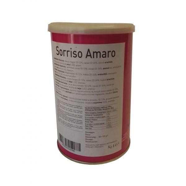 PASTA SORRISO AMARO KG.1