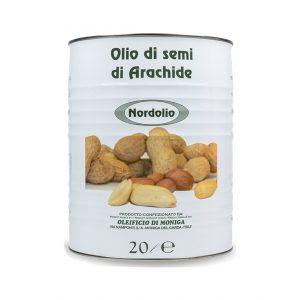 OLIO DI SEMI ARACHIDI LT20