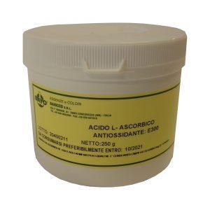 ACIDO ASCORBICO E300 GR250